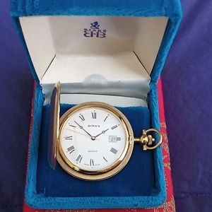 Authentic Vintage Birks Pocket Watch
